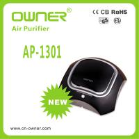 Buy cheap desk air purifier with ionizer from wholesalers