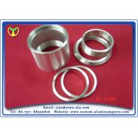 Buy cheap Aluminum Anodizing Service Of High Precision CNC Machining Aluminum Ring product