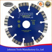 Buy cheap 105-600mm Diamond Saw Blade , Turbo Diamond Blade For Angle Grinder from wholesalers