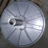 China 2kw 150rpm axial flux permanent magnet coreless generator for wind turbine on sale
