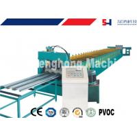 Buy cheap Galvanized Metal floor Deck Roll Forming Machine For Making Floor Sheet product
