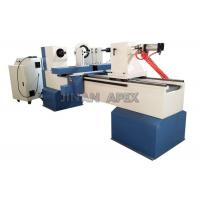 Buy cheap High End Automatic CNC Wood Turning Lathe Machine For Baseball Bat And Chair Legs product