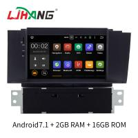 Buy cheap Android 7.1 Citroen Car Stereo DVD Player With FM AM RDS DAB MP3 MP5 product