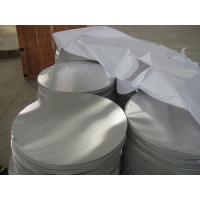 Buy cheap Aluminium Circle / Disc 1100  1050  H14/18  0.5mm to 1.5mm dia for the ventilator Fan product