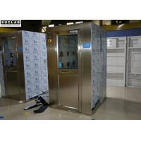 Buy cheap Clean Room Air Shower Room Double Person With Interlock And Automatic Open from wholesalers