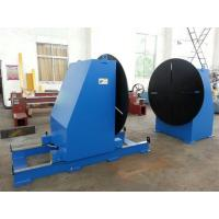Buy cheap Head Tail Tube Welding Positioner Hydraulic Bending Machine Power Turn Table product