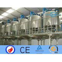 Buy cheap Probiotics Stainless Fermentation Tank With Sterile Operate Yogurt Production Line from Wholesalers