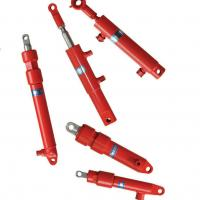 Buy cheap Harvester Agricultural Hydraulic Cylinders Double Acting Combine product