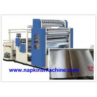 Buy cheap Multi- Cylinder Tissue Paper Napkin Making Machine For Producing Toilet Paper product