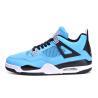 Buy cheap Hot Super perfect quality Mens air jordan 4 Joy Blue popular jordan 4 Basketball from wholesalers