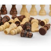 Buy cheap wood game pawn international wooden chess game pieces product