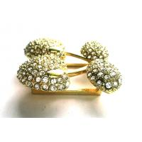 Buy cheap Crystal / Metal Garments Accessories With Acrylic Diamond Gems product