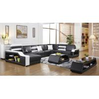 China Living Room Furniture Modern Couch Leather Natuzzi Style Sofa on sale