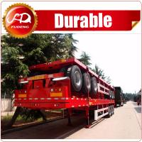 Buy cheap Container Semi-Trailer Punctual Delivery 40-53 Feet/container semi-trailer/container semi trailer for hot sale product