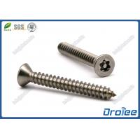 Buy cheap Stainless Steel Security Torx Tamper Resistant Screws product