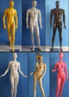 Buy cheap Fashion Male & Female Mannequins product