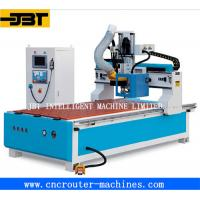 Buy cheap Auto Tool Change CNC Routers For Woodworking , Wood Engraving Machines product