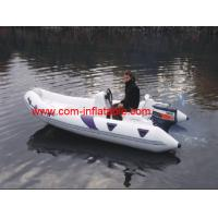 China inflatable boat trailer inflatable boat with outboard motor zodiac inflatable boat on sale
