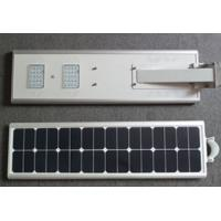 Buy cheap 40W LED Street Lighting Fixtures 3600lm Integrated Solar Street Lighting product