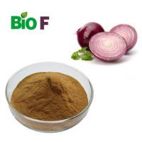 Buy cheap Water Solube Vegetable Extract Powder Dried Onion Powder With Quercetin product