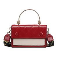 Buy cheap 2019 latest embroider hand bags women tote lady hand handbags unique print strap vegan leather handbag product