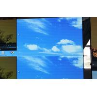 IP 65 Outdoor SMD Led Screen Panels 6mm Pixel Pitch Light Weight