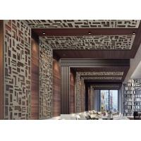 Buy cheap High Plasticity Stainless Steel Decorative Panels With Atmosphere / Steam / Water Resistant product