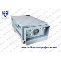 China Adjustable Waterproof Outdoor Signal Jammer High Power For Military Units And Prison on sale