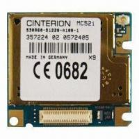 Buy cheap MC52i TCP/IP GSM GPRS Module, TCP Server/Client, UDP product