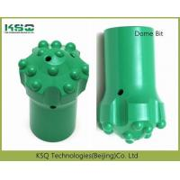Buy cheap Dome Reaming Drill Bit T51 152mm Spherical / Ballistic 10.6kg For Drilling Tunneling product