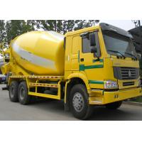 China Concrete Mixer Truck SINOTRUK HOWO 12CBM Euro2 336HP 6X4 LHD ZZ5257GJBN4048W on sale