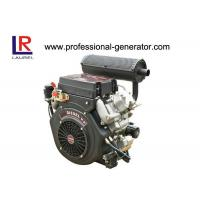 Buy cheap Electric Starter Industrial Air-cooled Diesel Engines 20HP with 4 Stroke product