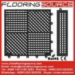 Buy cheap Interlocking pvc wet area mat locker room mat bathroom mat drain water mat product