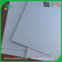 Buy cheap 1.0mm 1.2mm 1.5mm 1.7mm grey paper board for book binding product