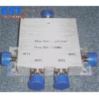 Buy cheap 4 Way Type Power Divider/Splitter 800-2500mhz ≤6.1db Insertion Loss product