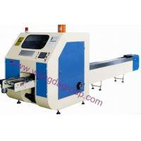 Buy cheap Full Auto Log Saw Machine For Toilet Paper And Kitchen Towel product