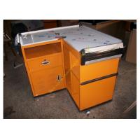 Buy cheap Retails / Shopping Mall Express Checkout Counter Solid Surface from wholesalers