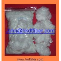 China 7d 64mm polyester staple fiber for filling toys, pillows, sofas on sale