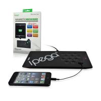 for iphone ipad magnetic induction charger. Black Bedroom Furniture Sets. Home Design Ideas