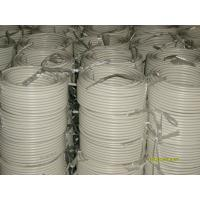 Buy cheap Indoor CATV Low Loss RG6 Dual Coaxial Cable To Rca , Quad Shield Coax Cable product