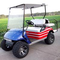 Buy cheap 2 seater electric golf car  product