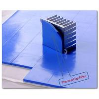 Buy cheap High Insulating Thermal Conductive Pad For CPU Heat Dissipation 2.95 g / cc Specific Gravity from Wholesalers