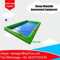 Buy cheap 2016 best product portable metal frame pool above ground swimming pools commercial frame pools with great price product