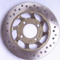 Buy cheap Motorcycle Front Brake Disc Rotor WAVE125 INNOVA125 product