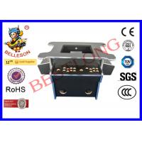 Buy cheap Flat Pack 4 Player Arcade Cabinet , Classic Sticker DIY Arcade Table product