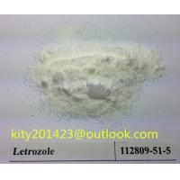 Buy cheap Oral Non-Steroidal Pharmaceutical Intermediates Letrozole Anadrol CAS: 112809-51-5 product