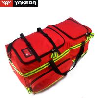 Buy cheap 50L Medical Rescue Gear Bag / Firefighter Gear Bags For Military product