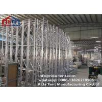 Buy cheap Heavy Duty Aluminum Light Truss For Outdoor Concert / Stage 3 Years Warranty product