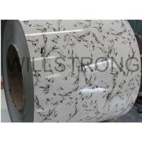 Buy cheap PET / PVDF Coating AA1100 Colored Aluminum Foil Sheets For Beverage Cans product