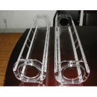 Buy cheap High Purity Clear Quartz Boat product